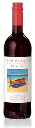 Rene Barbier Mediterranean Sweet Red